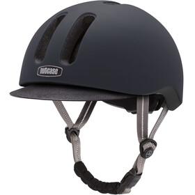 Nutcase Metroride casco per bici nero